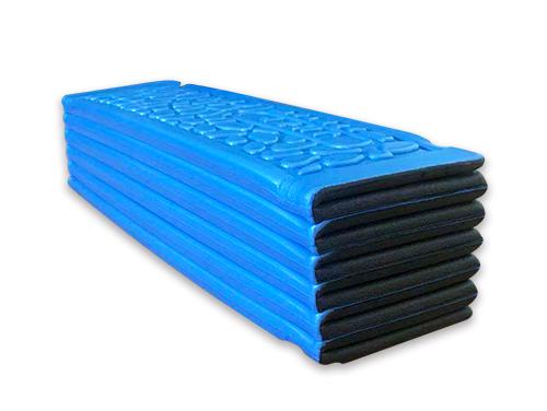 鹅卵石折叠防潮垫