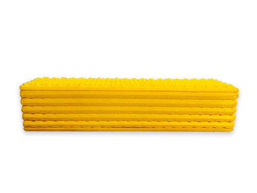 加厚蛋槽折叠防潮垫(橙色)