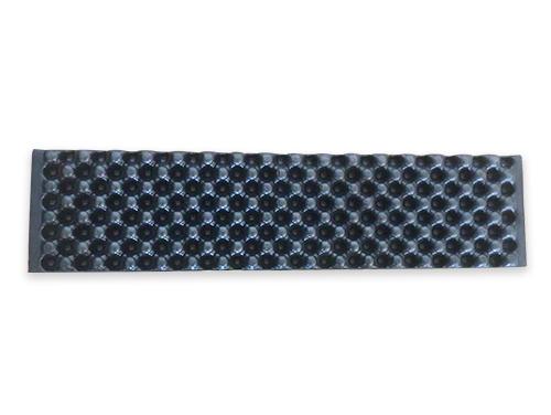 加厚蛋槽折叠防潮垫(黑色)