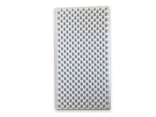 加厚蛋槽折叠防潮垫(原木色)