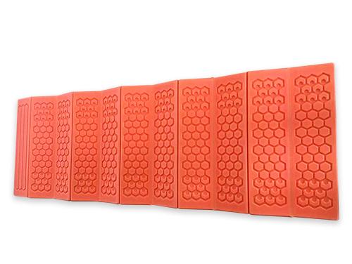 六边形折叠防潮垫