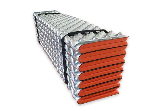 铝箔折叠蛋巢防潮垫